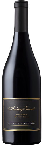 2016 Summit Vineyard Pinot Noir